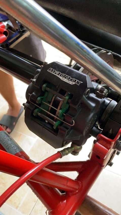 2014 Maddox Go Kart with Rotax Senior Engine