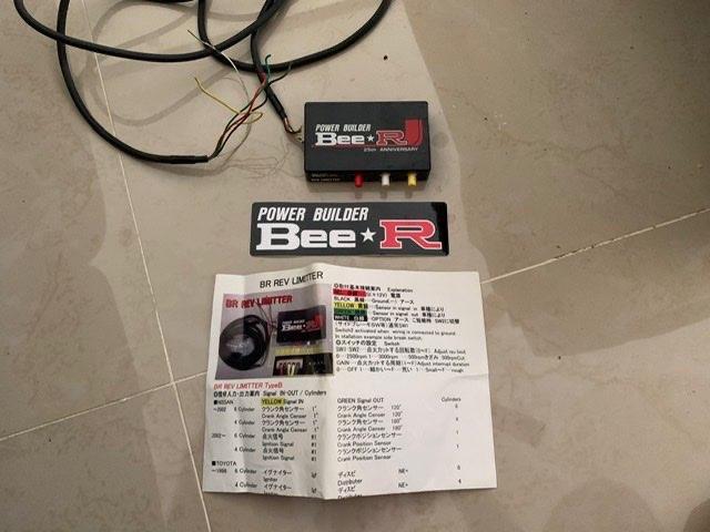 Bee R Launch Control RB20DET Cefiro A31