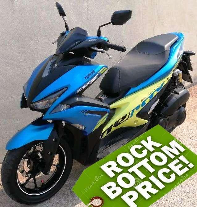 04/2018 Yamaha Aerox 155 39.900 ฿ Finance by shop LAST PRICE