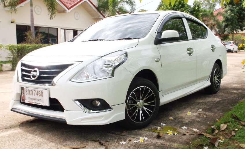 RENT Nissan Almera only 9.900 ฿ per month