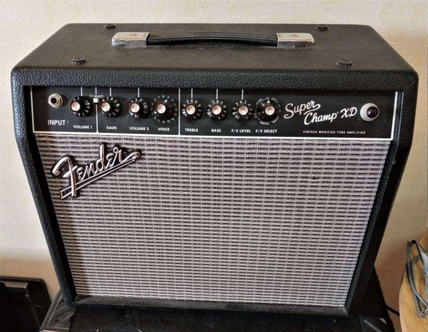 Fender Super Champ XD 15w valve amp