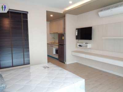 Condo for Rent Studio Room. Close to Jomtien Beach Pattaya