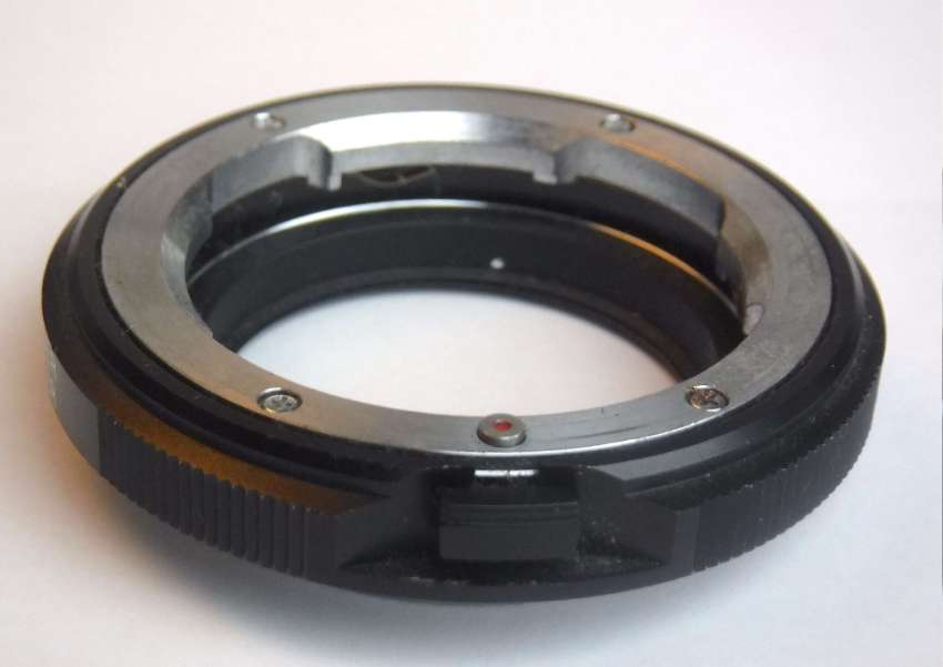 Leica M to Sony NEX