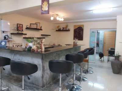 6 ROOMS FULLY FURNISHED GUESTHOUSE & BAR