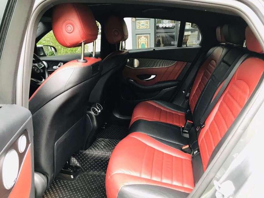 Mercedes-Benz GLC 250 4matic AMG Plus