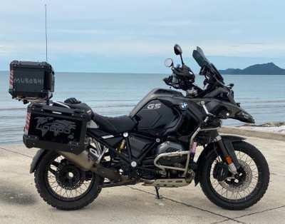 BMW 1,200 GSA 2017
