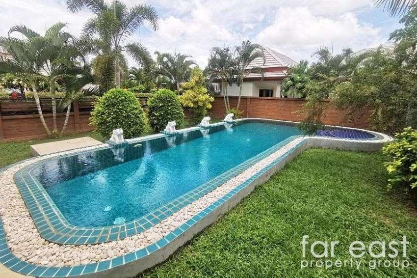 Baan Dusit Pattaya Park 3 Bedroom Pool Villa