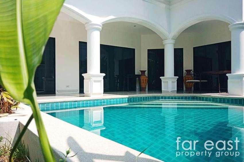 Na Jomtien Pool Villa Rentals - Long Or Short Term