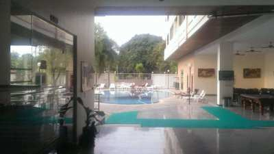 100 sqm condo with seaview. 2 bed 2 bath FULLY furnished & equiped