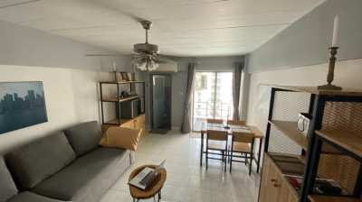 Studio in Bangkok near MRT Lak Song and the Mall Bankhae for rent