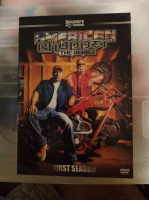 American Chopper Box Sets - Seasons 1,2 and 3 on DVD