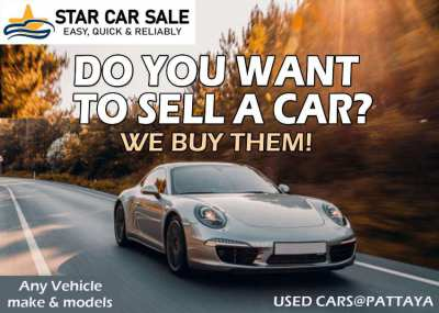 ⭐WE BUY USED CARS⭐CONTACT US⚡️