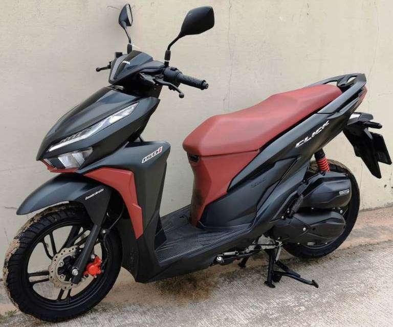 Honda Click 150 LED rent start  2.125 ฿/month