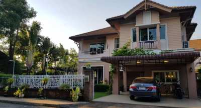 Family friendly house 220sqm (96taw) Kaset-Nawamin