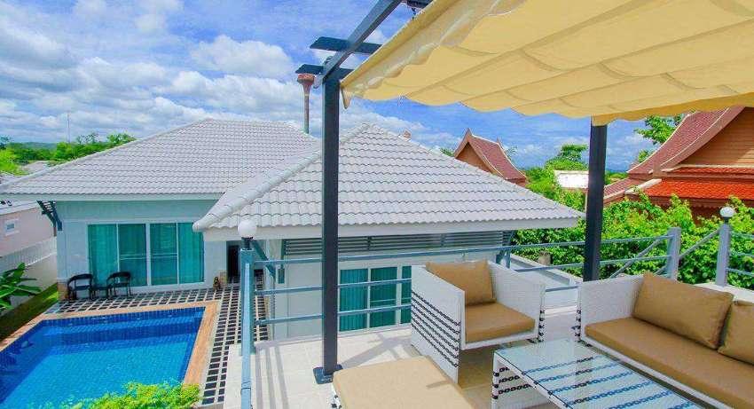 Charming pool villa Hua hin for rent