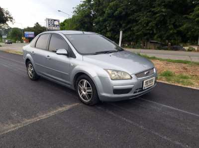 2007 Ford Focus 1.8 automatic