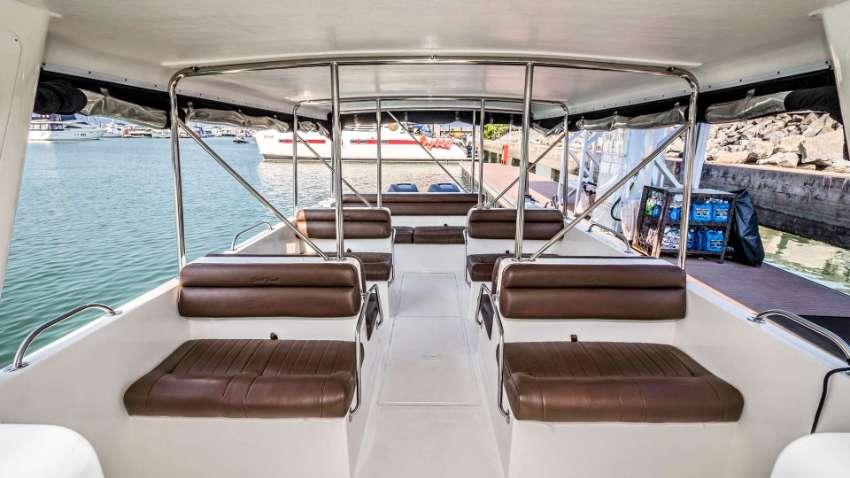SEAT SB359 Speedboat for sale