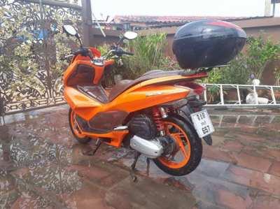 Honda PCXi 125 For Rent