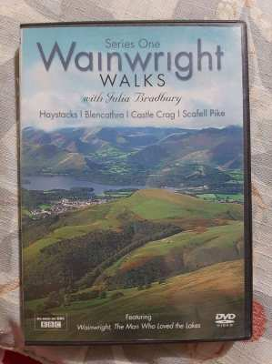 Wainwright Walks with Julia Bradbury - incl. Haystacks & Scafell Pike