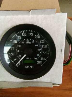 new racing speedometer