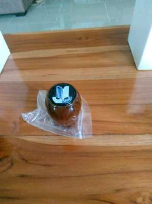 new teak triumph gear knob