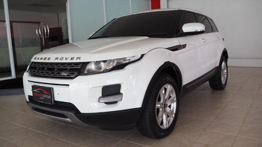 Range Rover Evoque Pure SD4