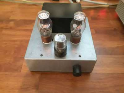 Hi End 1626 Darling Stereo Single Ended Triode Amplifier for Sale
