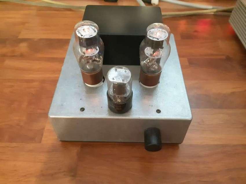 Hi End 1626 Darling Stereo Single Ended Triode Amplifier for Sale