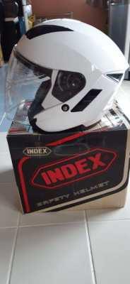 New Index Astro Motorbike Helmet