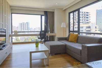 Noble Reflex Luxury Condo Spacious 1 Bedroom Corner Unit for Rent