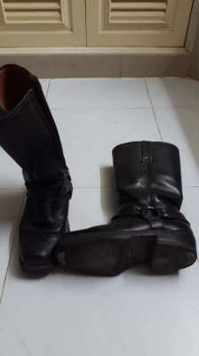 boots- biker boots sice 44- 45 3600 tbh