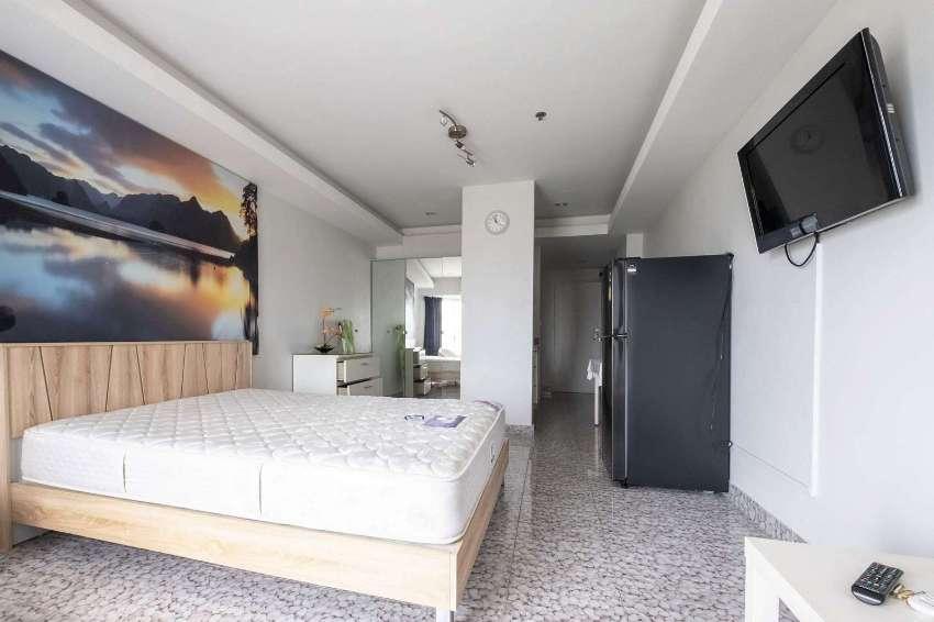 Fully renovated studio with seaview @ Jomtien Beach Condo