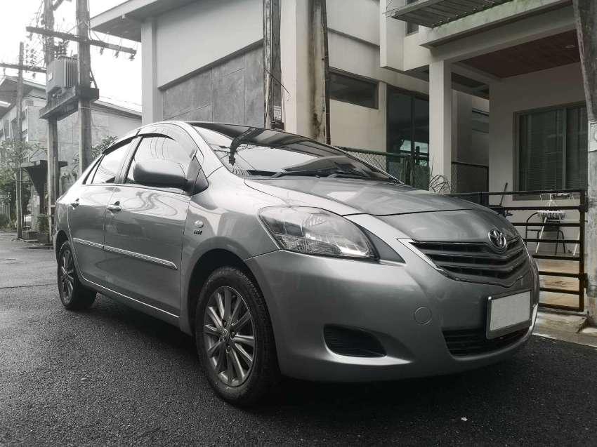 2012 TOYOTA VIOS 1.5 (YEAR 07-13) E SEDAN AT 248,000.00 Baht