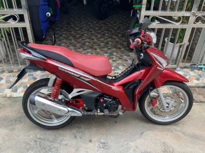 Special Honda Wave