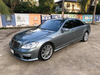 Mercedes Benz S500 5.5 V8 AMG Pack