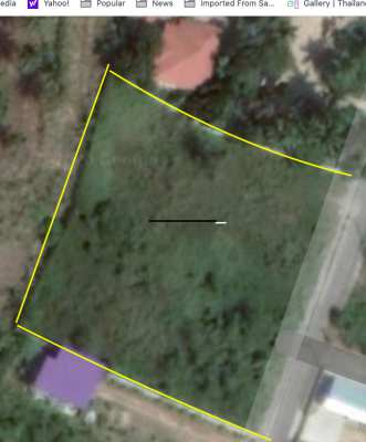 Land for Sale 2+ Rai - 942 Talang Wah