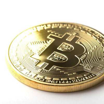 bitcoin cryptocurrency medal collectible