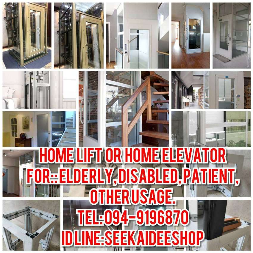 Home Lift installation for Elderly, Disabled, Patient