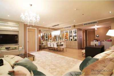 Supalai Elite Sathorn Luxury Condo Beautiful 3 Bedroom Unit for Sale