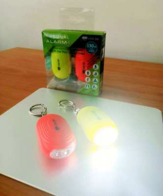 Personal Alarm 2 pcs Per Set (Great Gift) For Clearance