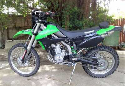 KLX 250 Excellent Trail Bike