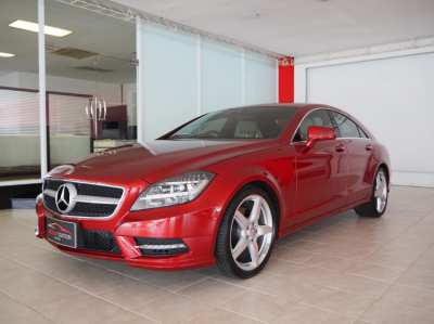 Mercedes Benz CLS250 CDI AMG Coupe