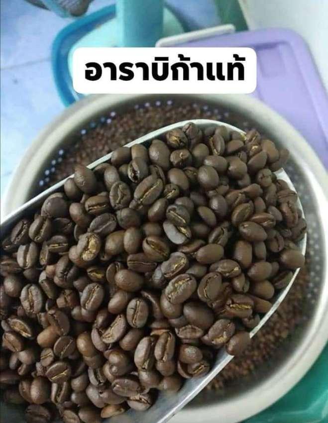 Freshly roasted alpine coffee from Chiangmai !