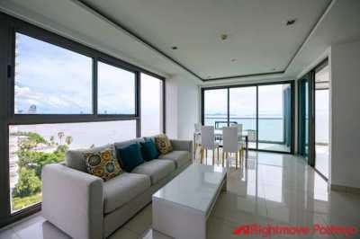 100% Sea View, Corner Unit with Private Elevator