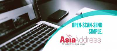 Get a virtual business address in Bangkok or Hua Hin, Thailand