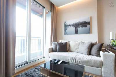 Special Discount 1BR for rent @ The Address Asoke