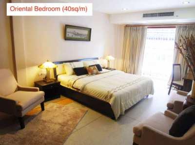 The Oriental Big Bedroom in Cozy Home