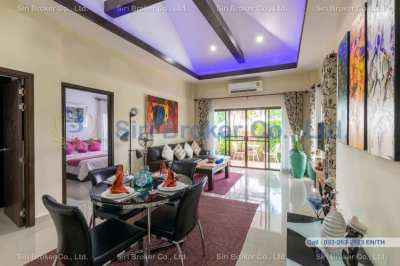 Peace and quiet, House for Sale, Baan Dusit Pattaya View