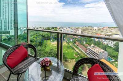 Riviera Jomtien Condo Comfort surrounds you.
