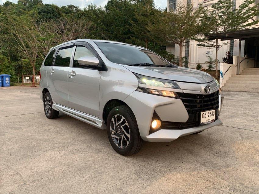 Toyota Avanza 2019